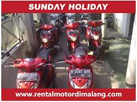 Jaga Kualitas Layanan, Sunday Holiday – Eksis Menjadi Pusat Sewa Motor  Malang Terbaik (Profil UKM/UMKM Malang Raya)