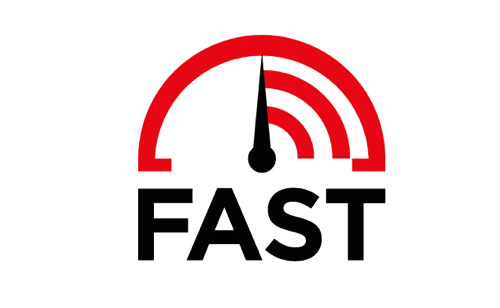 Netflix Fast.com Speed Test Site
