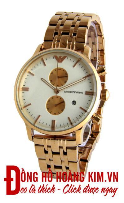 đồng hồ armani nam giá rẻ