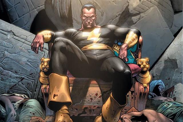 siapa black adam adalah kekuatan black adam