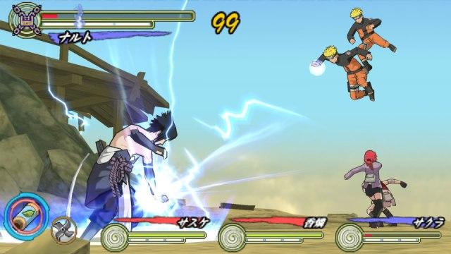 Download Naruto Ultimate Ninja Heroes 3 PC Gameplay
