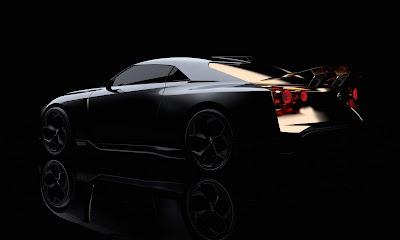 το Nissan GT-R50