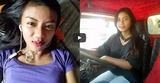 Kisah Janda Muda 21 Tahun Jadi Sopir Truk Handal, Punya Kenangan Buruk di Masa Lalu