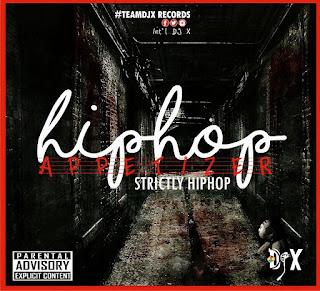DJ X - HIPHOP APPETIZER VOL. 1