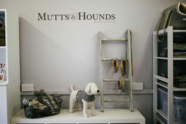 Mutts and Hounds HQ