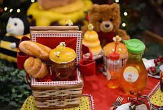 Pátio Alcântara inaugura 'O Natal Encantado dos Ursos' como tema de decoração