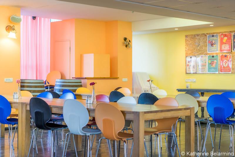Abraham Hostels Jerusalem Lounge Review