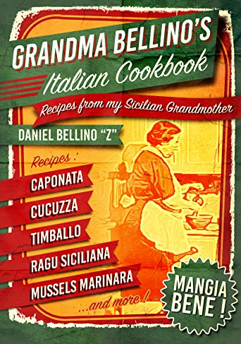 COOKING SICILIAN is HEALTHY COOKING