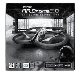 Parrot Drone Controller