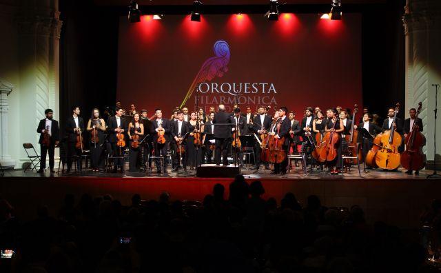 Exitosos conciertos de la Filarmónica de Los Ríos