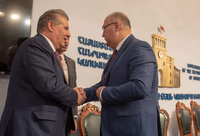 Armenia tendrá central térmica más poderosa del Cáucaso