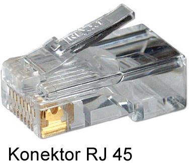 Pengertian Dan Fungsi Konektor Rj 45 Tutorial Komputer