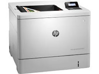Picture HP Color LaserJet Enterprise M553n Printer