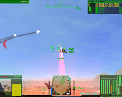 Download MechWarrior 4: Mercenaries