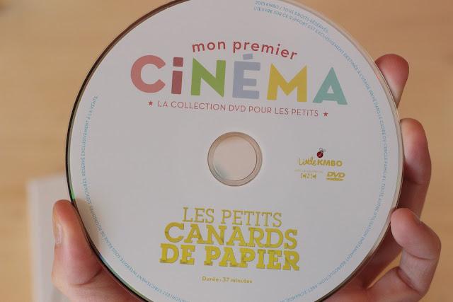 little KMBO MON PREMIER CINEMA