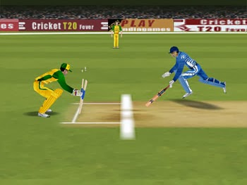 Cricket world cup 20/20 game