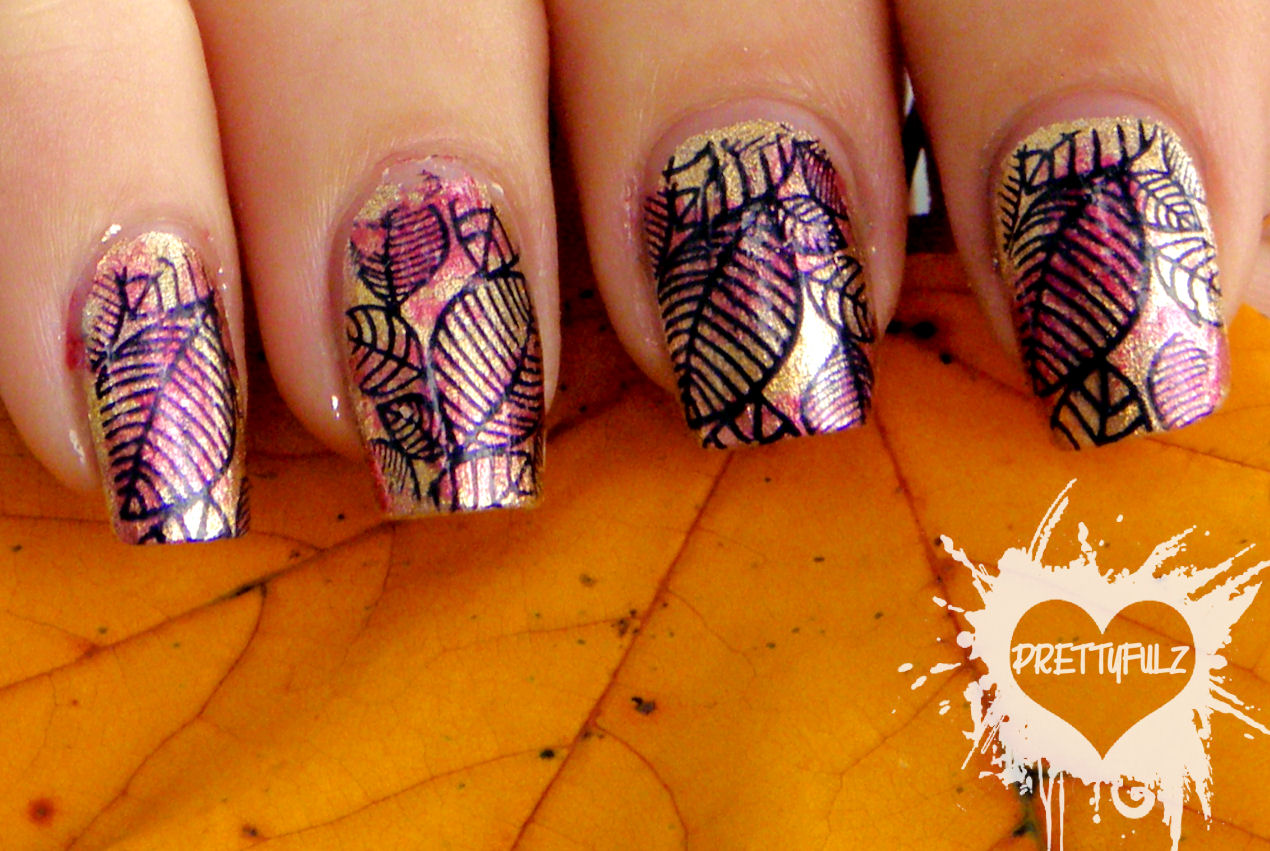 Prettyfulz: Fall Nail Art Design 2011