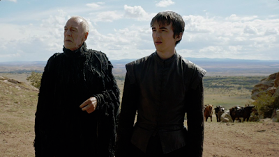 Game of Thrones 6x03 Oathbreaker, Bran Cuervo