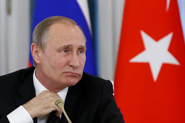 Putin: Jika AS Keluar Dari Perjanjian Senjata, Rusia Mudah Kembangkan Senjata Baru