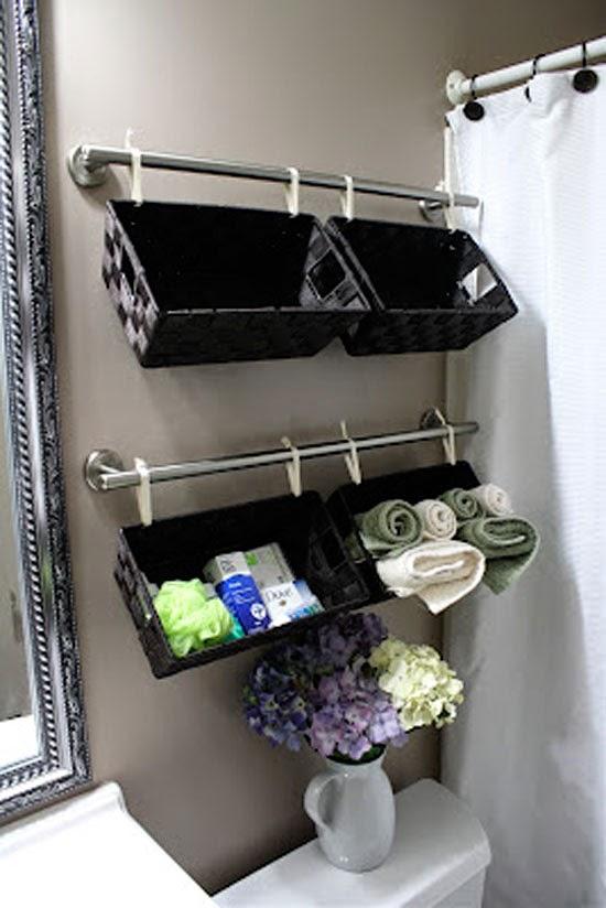 decoración low cost baños