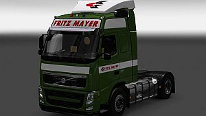 Fritz Mayer skin for Volvo FH 13