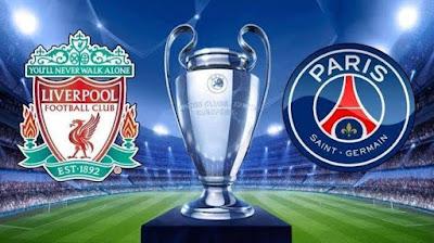 بث مباشر مشاهدة مباراة ليفربول وباريس سان جيرمان