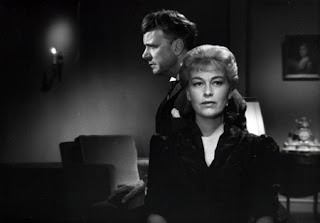 Gertrud, Directed by Carl Theodor Dreyer, Camera/Lighting Shot, The characters superimpose