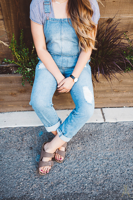 overalls, how to style overalls, utah blogger