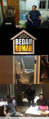 Meme bedah rumah gtv - Bedah kamar lapas Setya Novanto