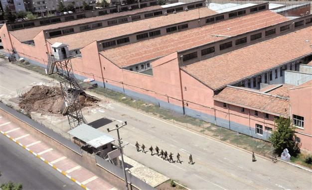 Diyarbakir Prison, Turkey