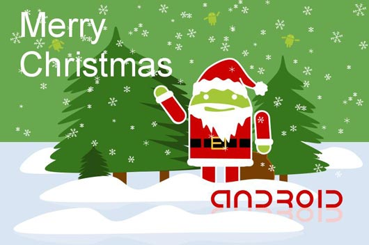 Android Merry Christmas Wallpapers