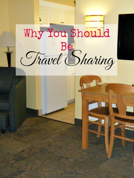 travel share for budget travel