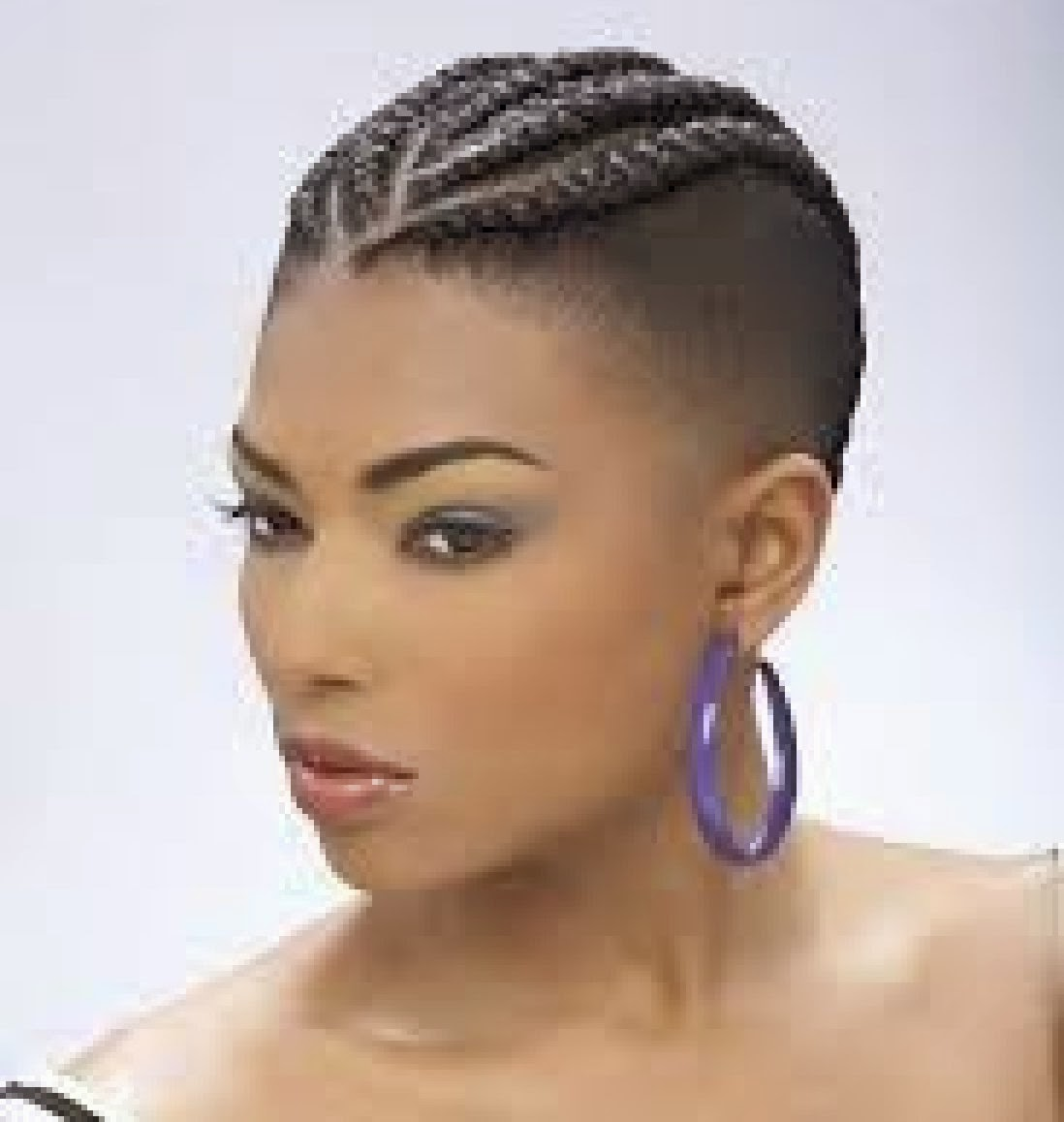 Remarkable Cute Braided Hairstyles And Haircuts For Black Hairstyles For Women Draintrainus