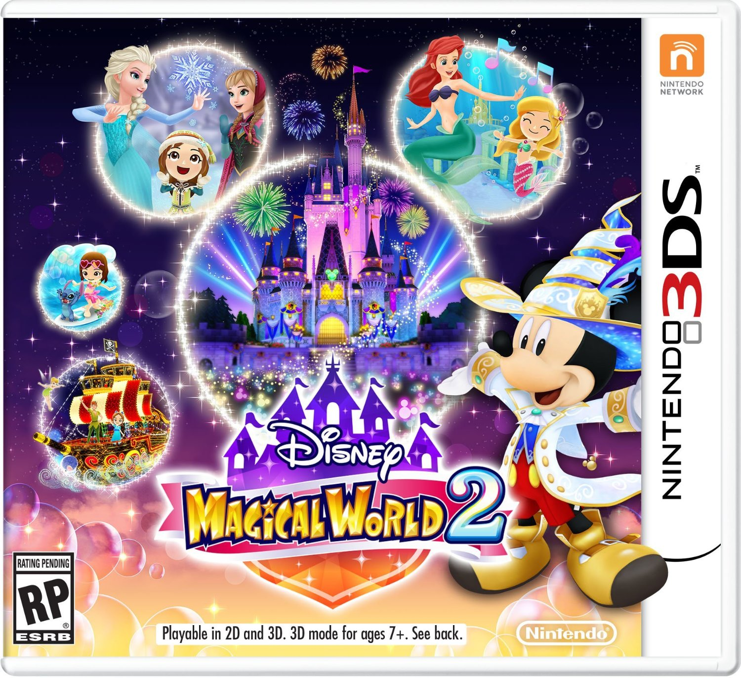[GAMES] Disney Magical World 2 (3DS/USA)