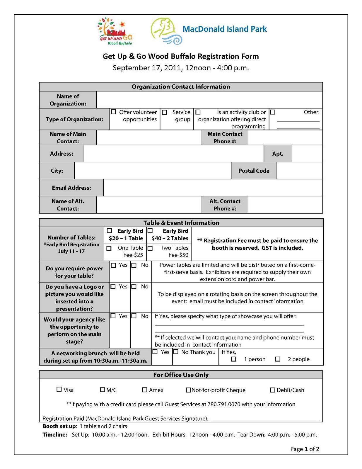 Doc10201320 Enrollment Form Format Doc10201320 Enrollment – Sample School Registration Form