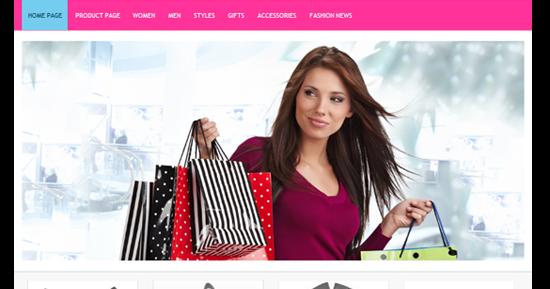 Top Best Fashion Store Website Templates | Helpers Ways