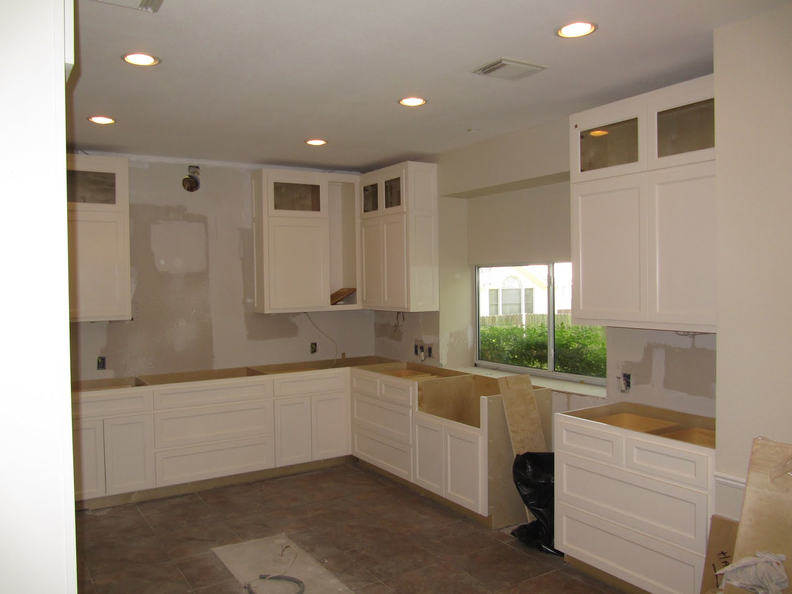 12 Ideas of 9 Ft Ceiling Kitchen Cabinets - Iky Home