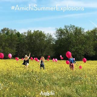 Campaña #AmichiSummerExplosions