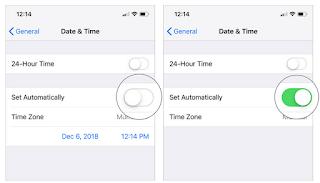 iPhone dan iPad Tidak Dapat Terhubung ke App Store [Begini solusinya]