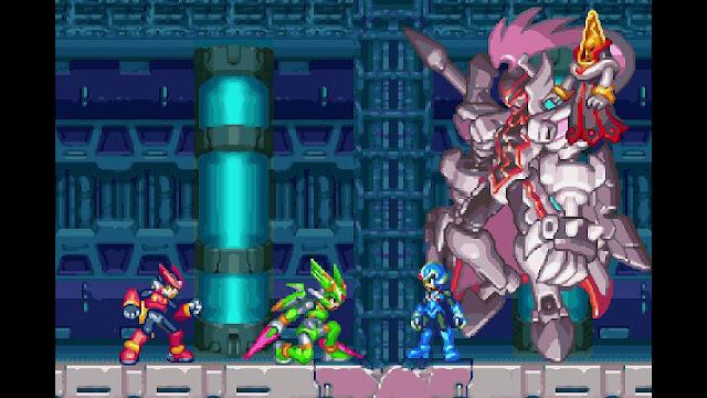 Mega Man Zero ZX Legacy Collection PC ISO