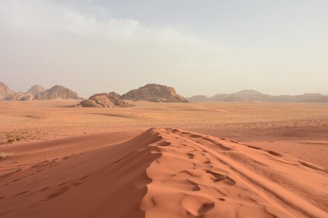Réserve du Wadi Rum