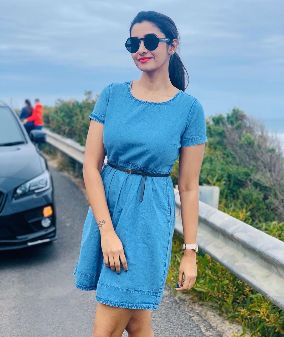 Actress Priya Bhavani Shankar Latest HD Stills