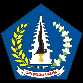 Logo Kabupaten Badung PNG