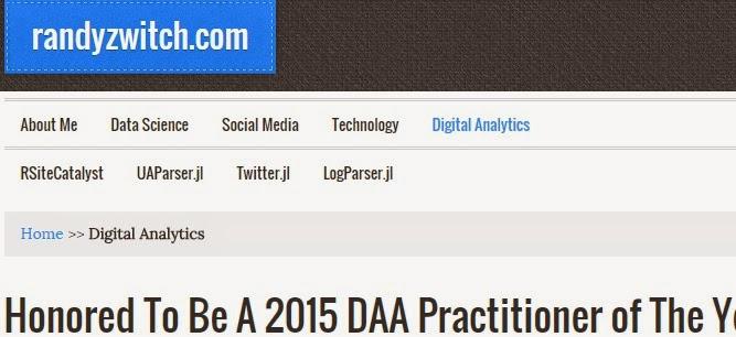 Randy Zwitch R stats Digital Analytics