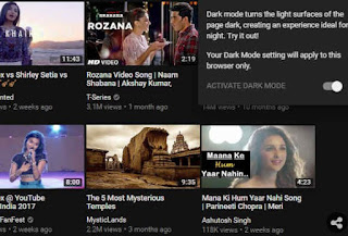 Cara Youtube Dark Mode Pada Chrome