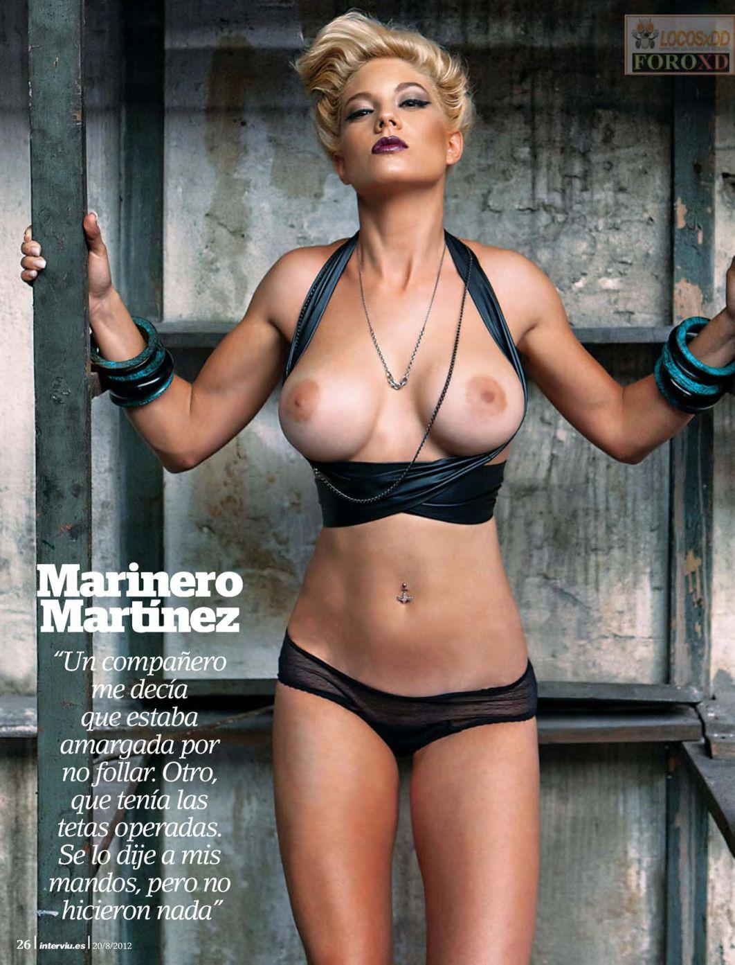 Meritxell Martinez On The Cover Of Interviu Magazine Nsfwpics  Bootymotiontv-5419