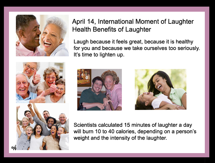 laughter for health