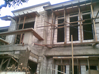renovasi bangun rumah di serpong