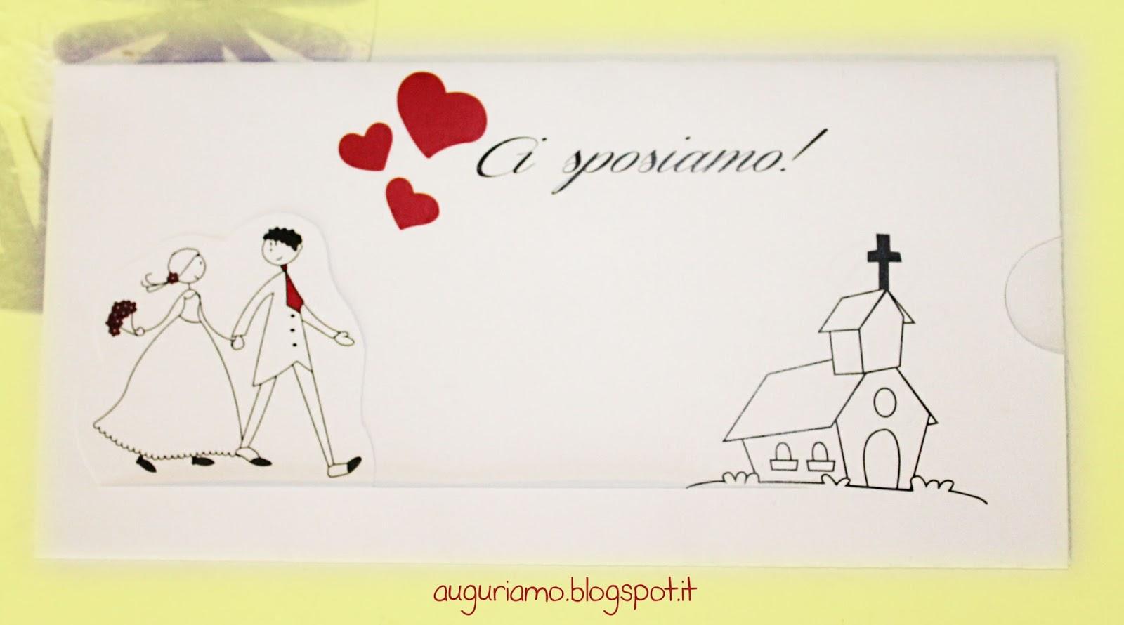 Molto Auguriamo!: Gli inviti al matrimonio IX54