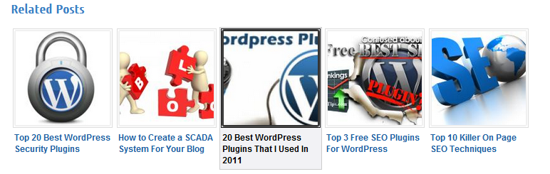 Related Posts WordPress Plugins